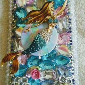 Custom Made Phoenix LG 3 Mermaid Cell Phone Case